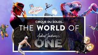 Video Michael Jackson ONE | Backstage at the Las Vegas Strip | The World Of MJONE | Cirque du Soleil download MP3, 3GP, MP4, WEBM, AVI, FLV Juli 2018