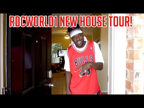 MTV CRIBS: CASH MONEY MAWK TOURS RDCWORLD'S NEW HOUSE