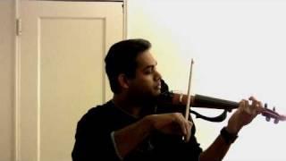 Njan Ninne Kaividumo - Violin Instrumental - Malayalam Christian Devotional