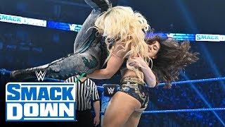 Nikki Cross vs. Mandy Rose: SmackDown, Oct. 25, 2019