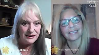 DIVINE Light Embodied with Yukia Sandara | Divine Guidance  | Patricia McNair & Yukia Sandara
