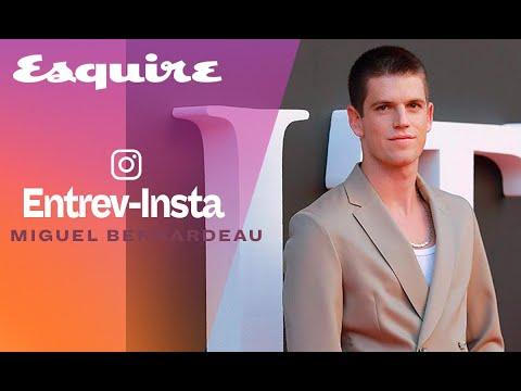 Entrev-Insta con Miguel Bernardeau | Esquire Es