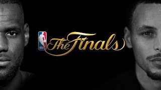 2017 NBA Playoffs Finals Warriors vs Cavaliers Game 5 NBA on ABC Intro