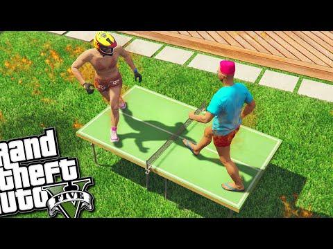 GTA V Online: PARKOUR pela MANSÃO da PLAYBOY!!!