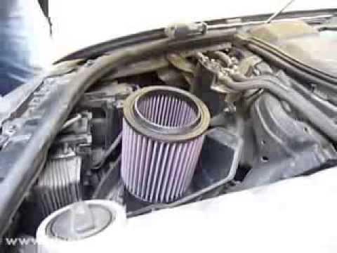 K/&N Air Filter Audi A8,A8 Quattro E-2999