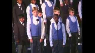 Kyrie- Drakensberg Boys' Choir @ Church concert