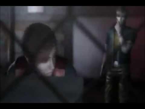 Claire x Steve Трагедия Леона