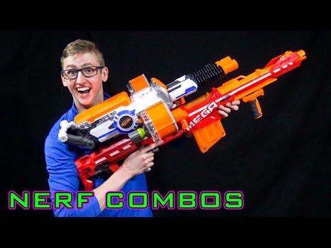 Possibly the Best Nerf Gun Mods  Ever  Bit Rebels