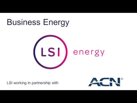 Introducing the services and benefits of LSI Energy