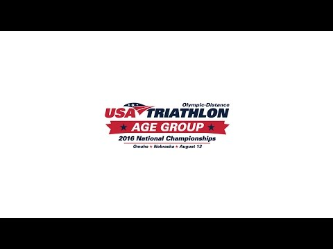 2016 National Championships Age Group Nationals Olympic Distance Omaha