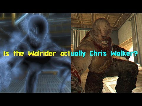 Outlast - Is The Walrider Actually Chris Walker?