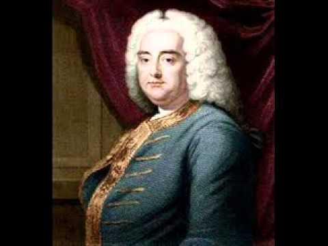 Georg Friedrich Handel. Music for the Royal Fireworks, HWV 351.