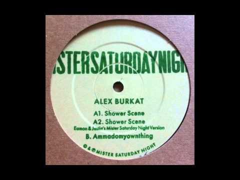 Alex Burkat - Ammadomyownthing