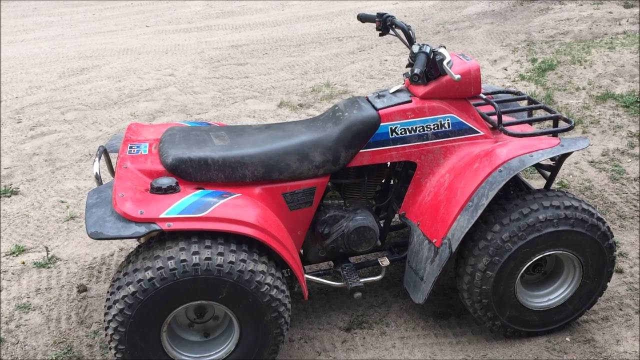 Kawasaki  Wheeler For Sale