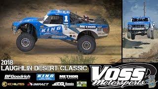 Voss Motorsports - Laughlin Desert Classic 2018