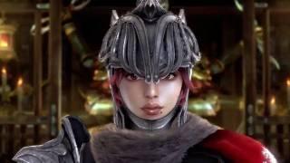 SoulCalibur V - Hilde vs Natsu Gameplay Video (Xbox 360)