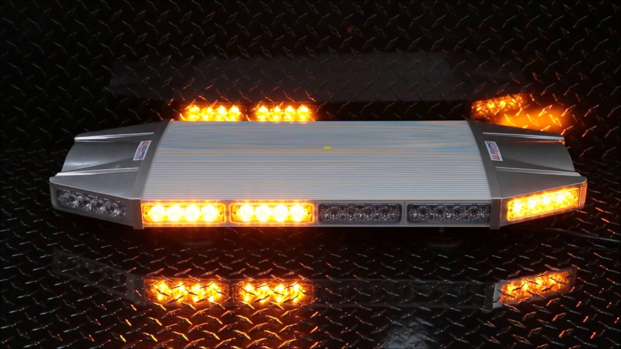 led bar switch wiring falcon flight emergency 3 watt led light bar 27 in youtube