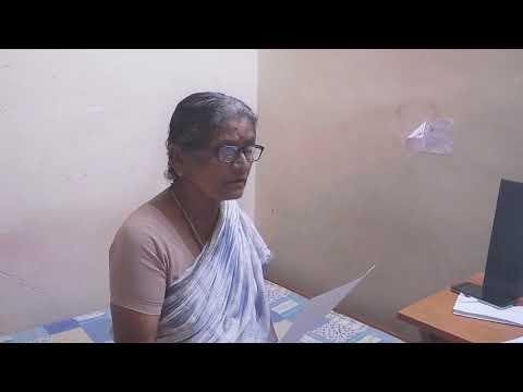 Grandmother Sings Old Telugu Song Pillalu Devudu