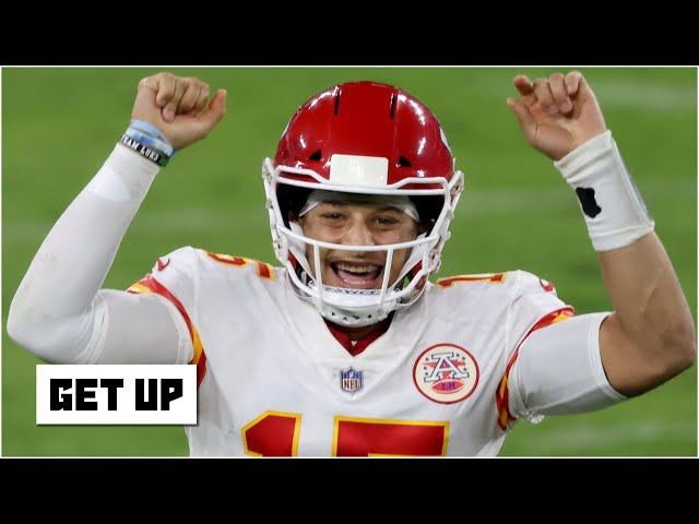 Is Patrick Mahomes already a Hall of Famer if the Chiefs win another Super Bowl? | Get Up