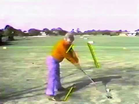 Moe Norman - One of the Greatest Golf Swings in History