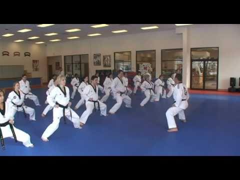 Grandmaster Sun Ki Chong - Adult Morning Class