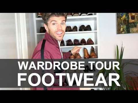 My Shoe Collection Tour | Men's Style