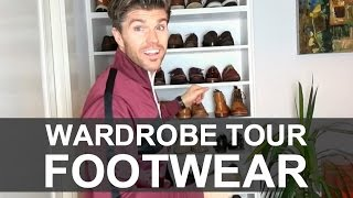 My Shoe Collection Tour | Men