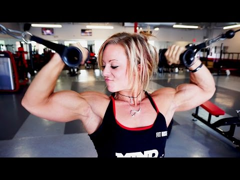 Dani Reardon - Days In The Universe - Arm Training and Car Shopping