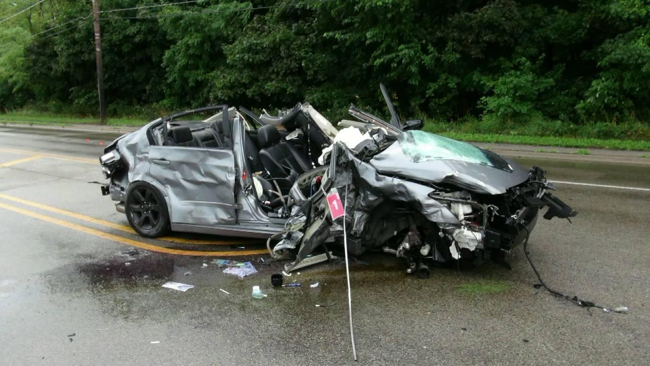 Winthrop Car Crash