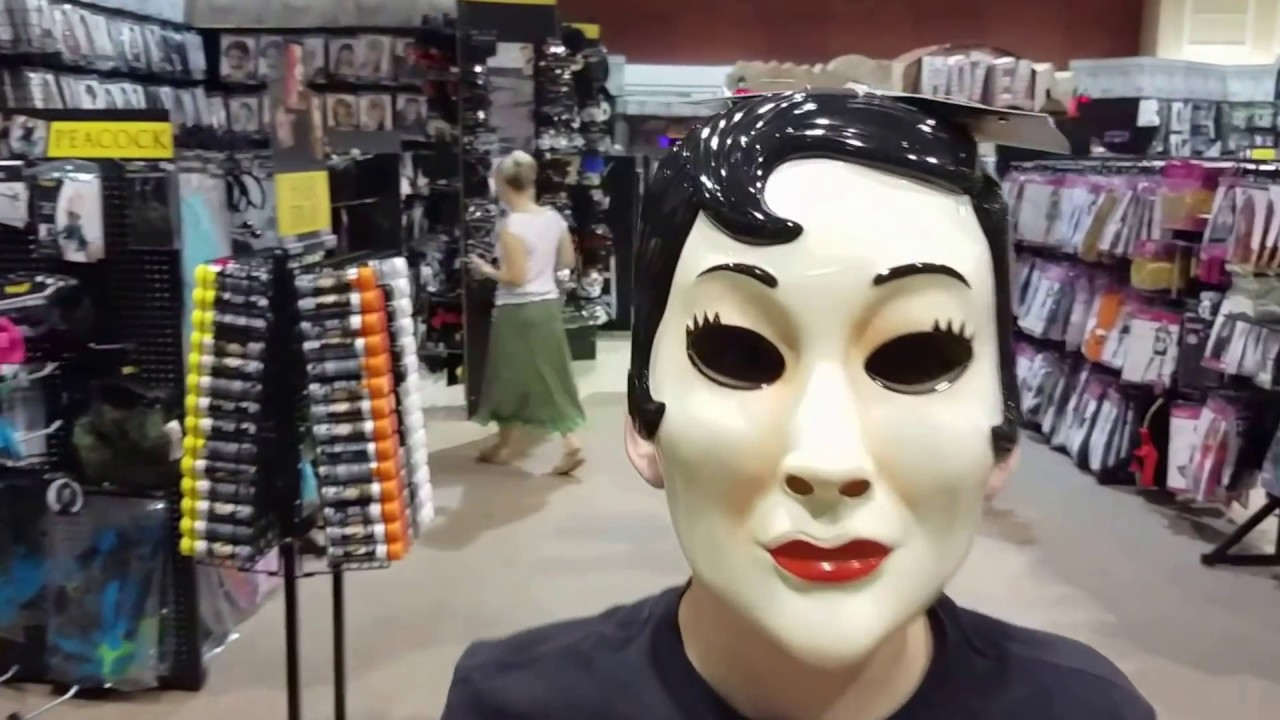 spirit halloween store is open already trying out the new scary stuff and trying on masks youtube - Spirit Halloween Store 2016