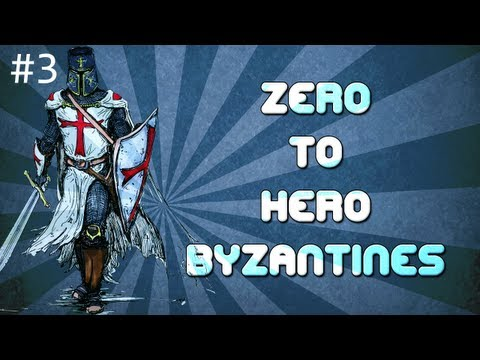 Zero to Hero: Byzantines [Age of Empires 2 Strategy Guide]