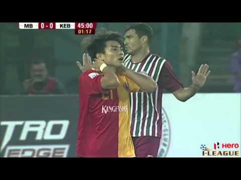 Mohun Bagan AC vs East Bengal 1-1
