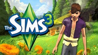 MEETING A FAIRY LADY! Fairy Tales - The Sims 3 - Ep. 4