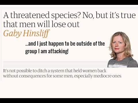 The Guardian's Gaby Hinsliff Advocates Illegal Discrimination