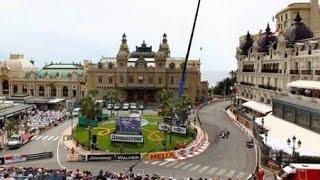 Casino turn, Monaco Grand Prix 2015, Monte Carlo, Monaco, Europe