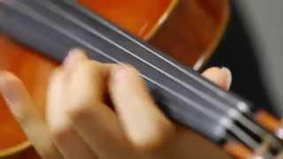 "KanColle (Kantai Collection) OP - ""Miiro"" Full - ""海色"" 艦これ (Violin Cover)"