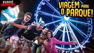 VIAGEM PARA O PARQUE DE DIVERSÕES!! - O INÍCIO ! #1 PARQUE MISTERIOSO!! [ REZENDE EVIL ]