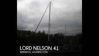 [UNAVAILABLE] Used 1981 Lord Nelson 41 in Brinnon, Washington