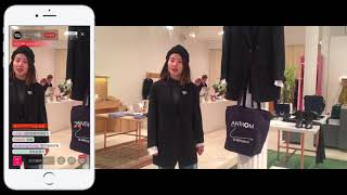 ShopShops is a livestream, interactive global shopping marketplace ...