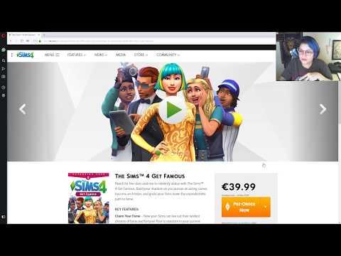 The Sims 4: Get Famous Beni Etkileyebildi Mi? (Tepki)