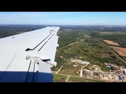 Landing in Peoria, IL