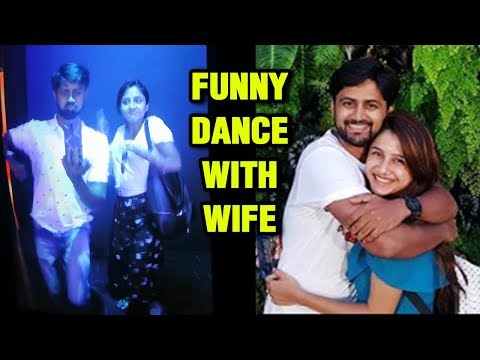 Shashank Ketkar's Dance Moves with Priyanka Dhavale | One Way Ticket