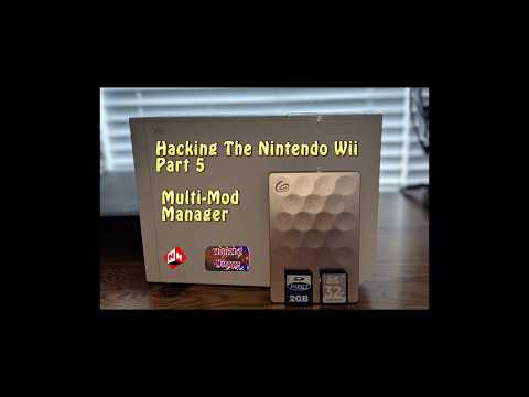 How To Hack The Nintendo Wii - Part 05: Adding Channels Through WADS
