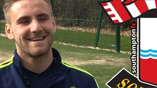 EXCLUSIVE: Shaw on England debut