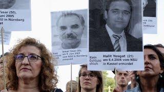 Nach NSU-Urteil: Tausende Demonstranten fordern weitere Aufklärung