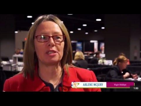 Arlene McJury from Virgin Holidays UK