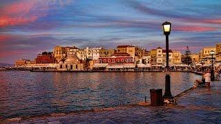 CRETE CHANIA Остров Крит. Куда ехать в отпуск. Chania(CRETE chania greece ✓Подписаться на мой канал: https://www.youtube.com/channel/UCJ6klluVGFsdtWg0KT3HiXg ..., 2015-04-01T08:17:17.000Z)