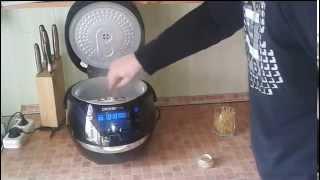 Домашние видео рецепты: молочный суп с вермишелью в мультиварке