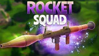ROCKET SQUAD (Fortnite Battle Royale)