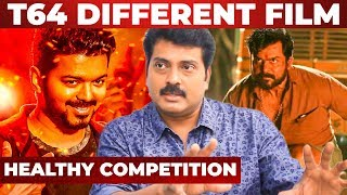 BIGIL பெரிய படமBIGIL vs KAITHI - Actor Narain opens up about Diwali Clash